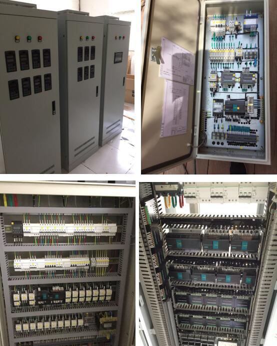 海为PLC控制柜接线图
