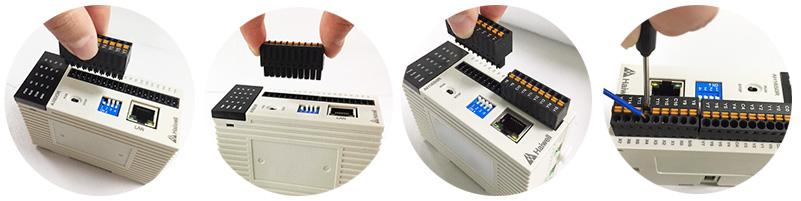 Haiwell A seires Card-type PLC